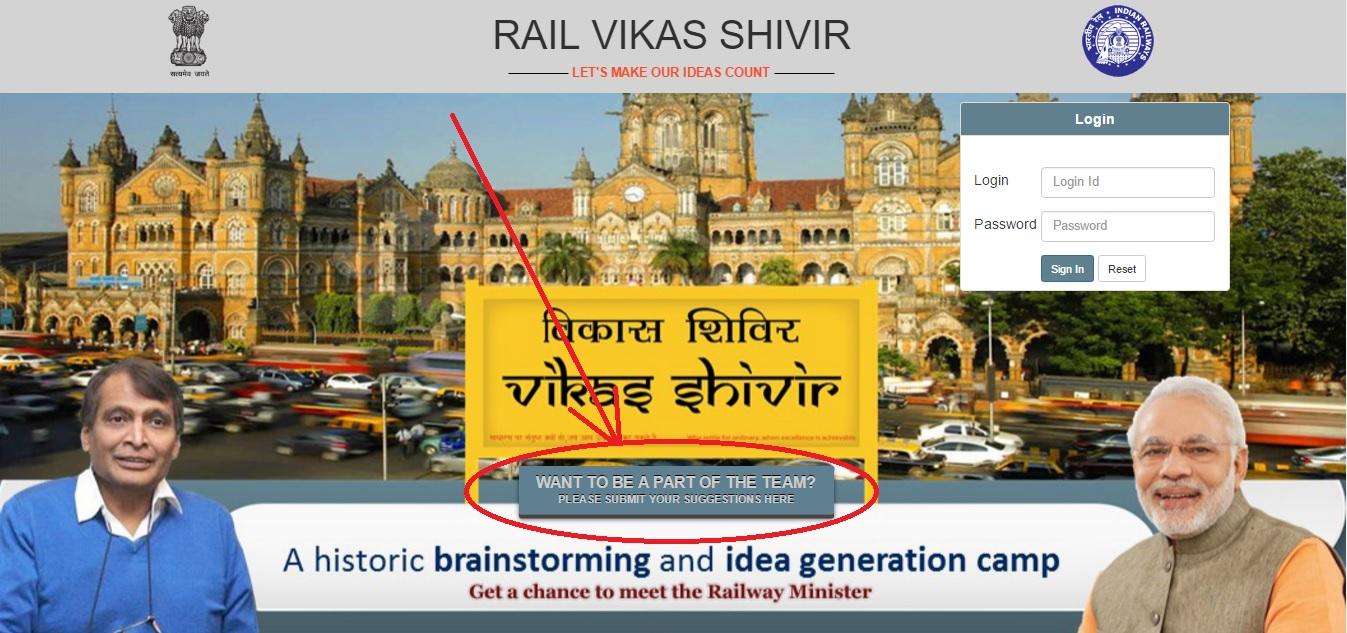Rail Vikas Shivir